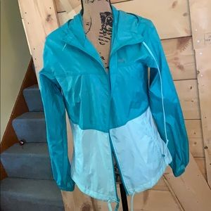 Lightweight Columbia Rain Jacket